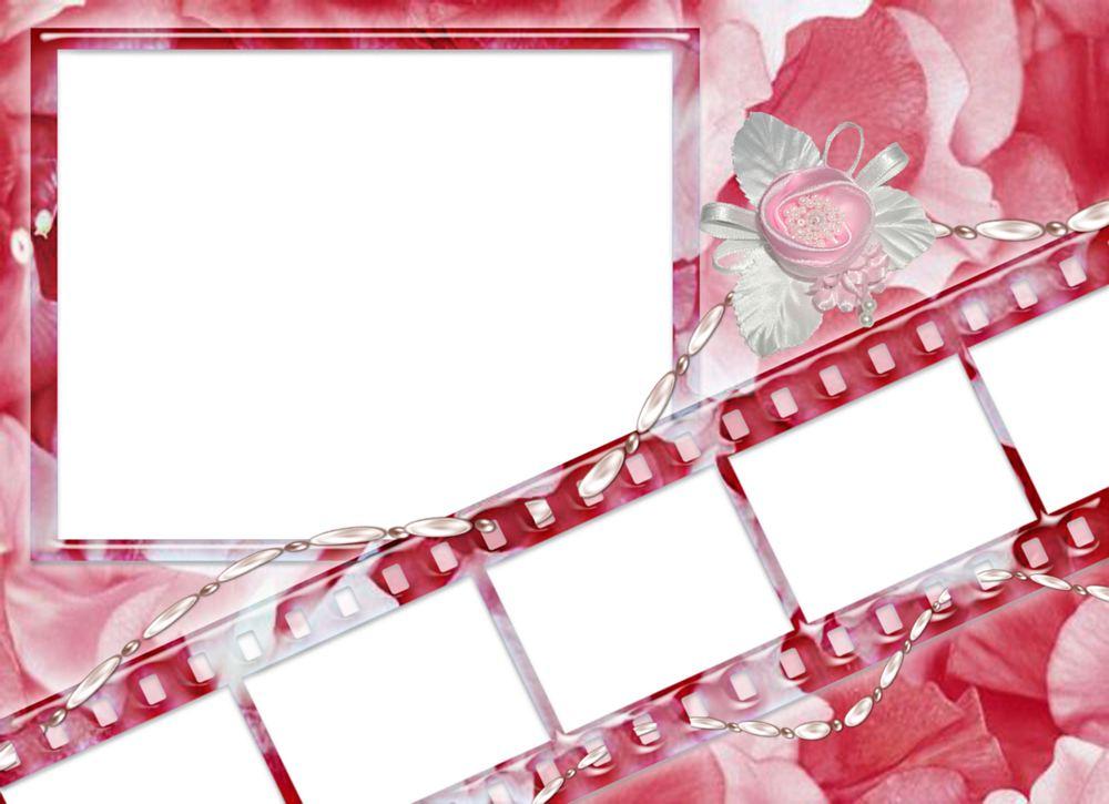 Как из фона сделать рамку в фотошопе